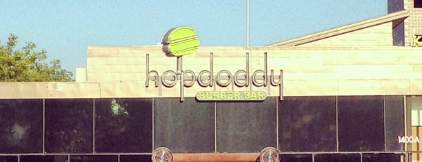 "Hopdoddy Burger Bar is one of Austin Visitor's guide ""Must-Try"" Eateries."