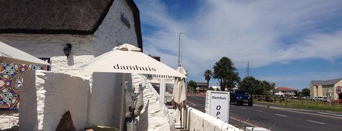 Die Damhuis is one of kaapstad.