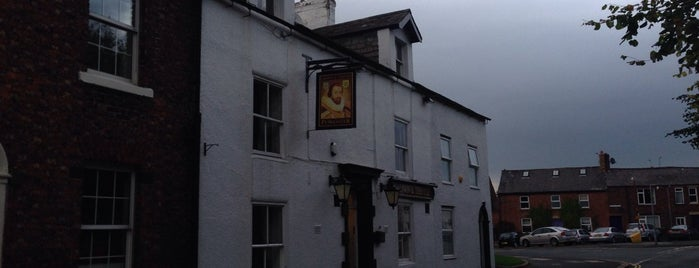 Crown and Thistle is one of Required Guide Pubs.