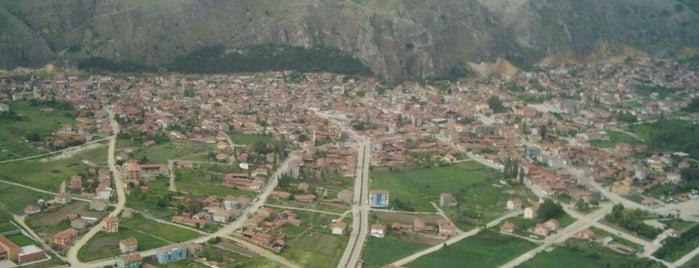 İnönü is one of Eskişehir Mekanları.