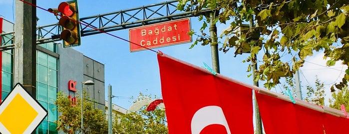 Pera Cadde is one of Lieux qui ont plu à Pınar.