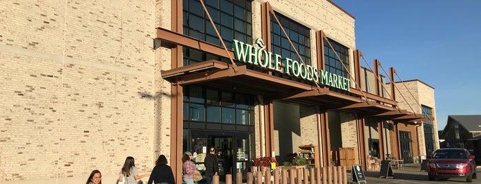 Whole Foods Market is one of Lieux sauvegardés par Maggie.