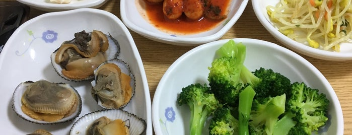 Seoul: Restaurants - Seafood