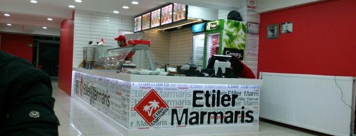 Etiler Marmaris Büfe is one of Eskişehir.