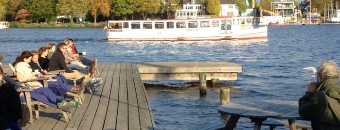 Alster Cliff is one of My cafes.