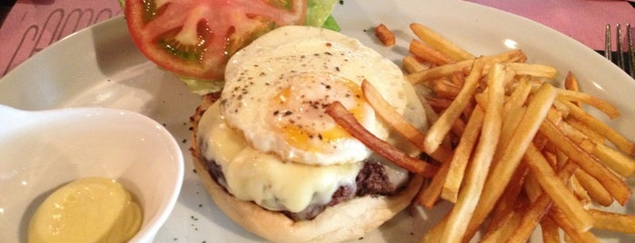 Ramona is one of Great Burgers in SP.