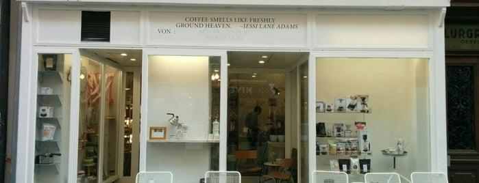 Buna Kaffeeladen is one of Nomnom weltweit.