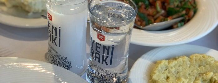 Kalamış Günaydın Kebap & Steakhouse is one of Restlist.