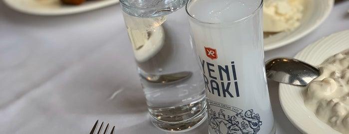 Kalamış Günaydın Kebap & Steakhouse is one of Gidilenler2.