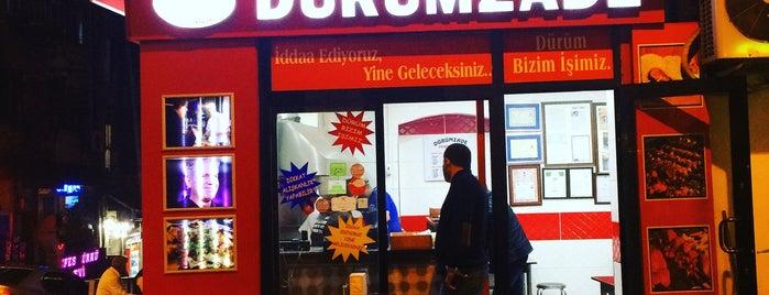 Dürümzade is one of İSTANBUL GURME MEKANLAR.