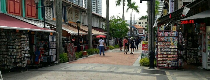 Kampong Glam is one of Singapore.