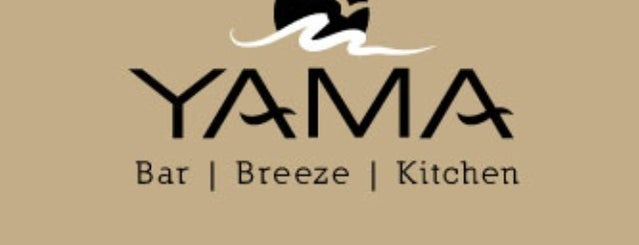 Yama is one of Tel Aviv.