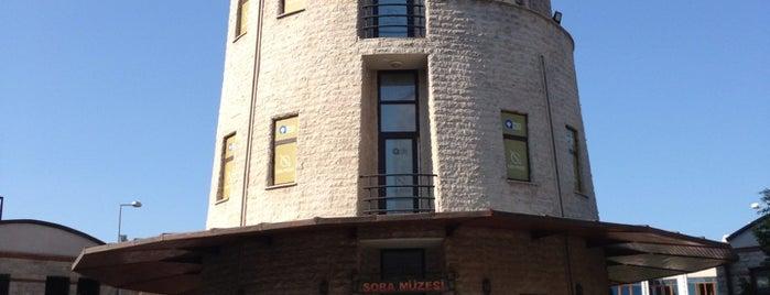 Soba Müzesi is one of Antala müze sanat galerileri.