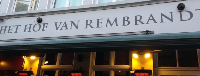 Het Hof Van Rembrandt is one of Burçin : понравившиеся места.