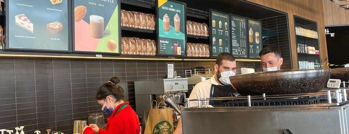 Starbucks is one of Yeşilköy ~ Bakırköy~Beylikdüzü~Büyükçekmece.