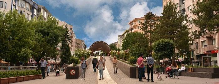 Hamamyolu Yürüyüş Yolu Çocuk Parkı is one of ESK.