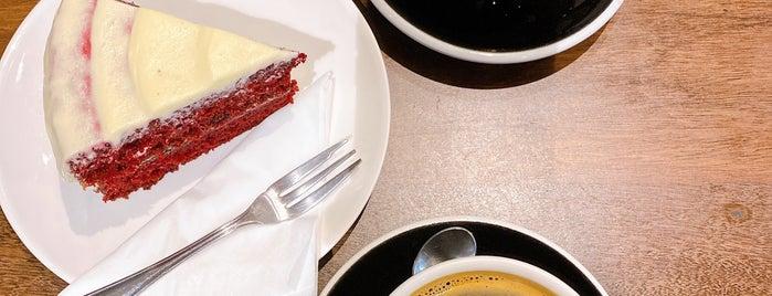WHISK Espresso Bar + Bake Shop is one of Kuala Lumpur.