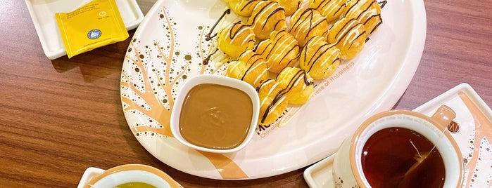 Molten Chocolate Cafe is one of Lieux sauvegardés par Paul.