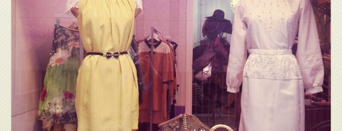 My Room Vintage Shop is one of Milano.