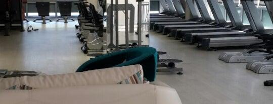 Bahçelievler Athletic Fitness Center is one of Derin'in Beğendiği Mekanlar.