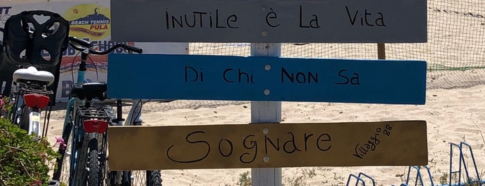 Spiaggia Sant'Efisio is one of Ico : понравившиеся места.