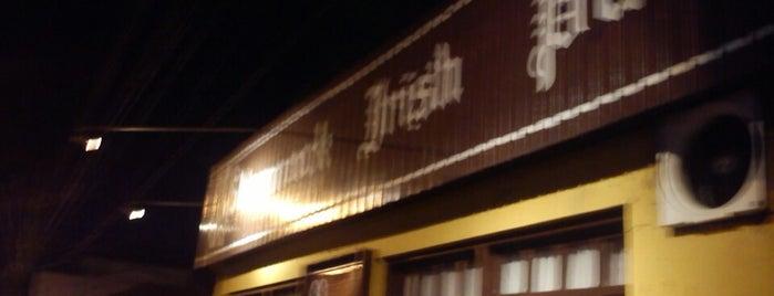 The Irish Pub is one of Drinks.