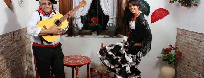 La Casa Vella - Flamenco in Barcelona is one of Barcelona.