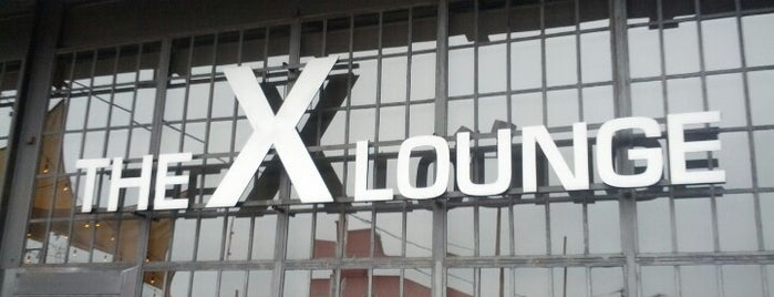 The X Lounge is one of 20 favorite restaurants.