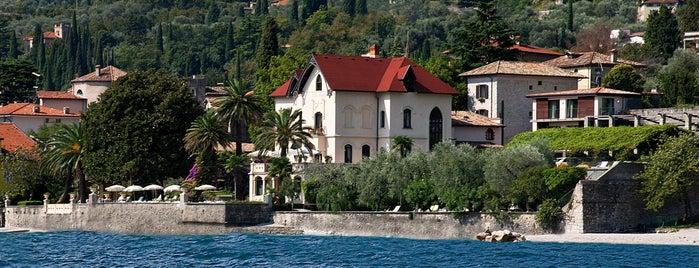 Villa Giulia is one of Brescia stelle Michelin.