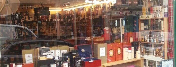 Whisky World is one of Posti salvati di Adam.