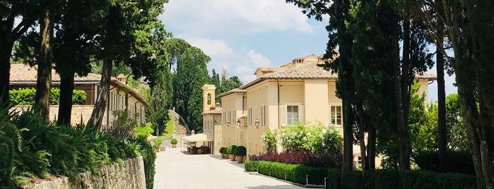 Castiglion del Bosco is one of Travel.