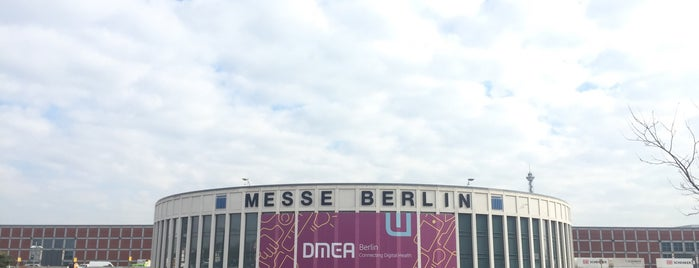 Halle 2 | Messe Berlin is one of Posti che sono piaciuti a k&k.