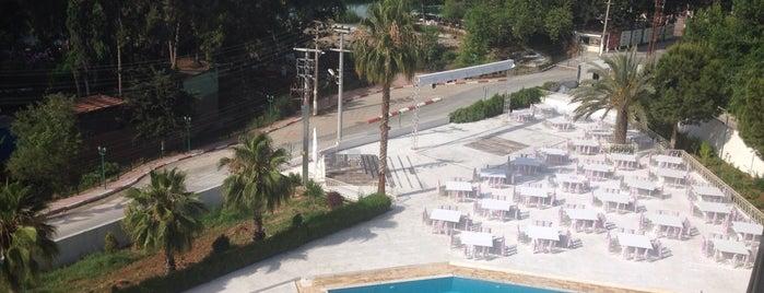 Tarsus Şelale Hotel is one of Kenan'ın Kaydettiği Mekanlar.