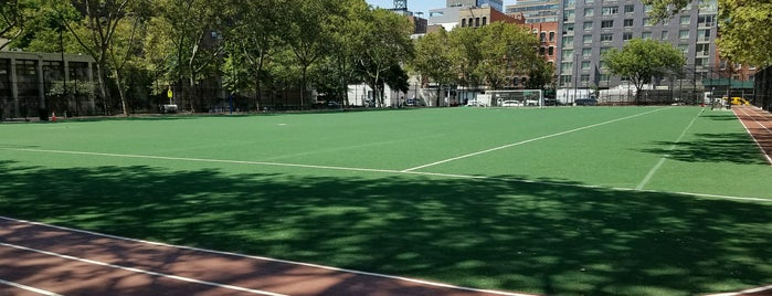 Chelsea Park Soccer Field is one of NYC.