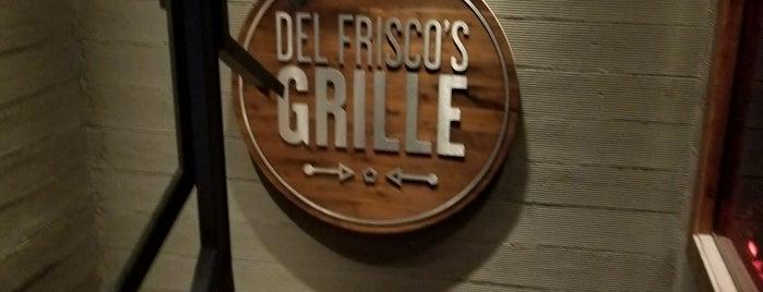 Del Frisco's is one of Locais curtidos por Enrico.