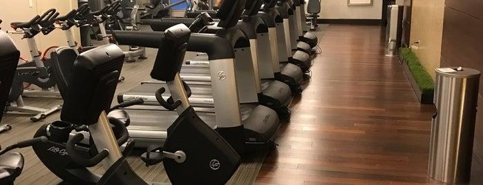 Hyatt Regency Stay Fit Gym is one of Posti che sono piaciuti a Maureen.