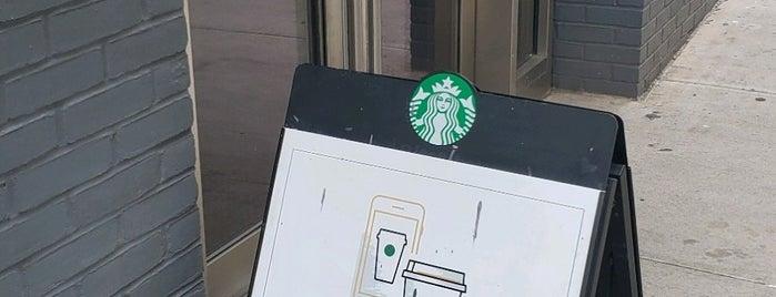 Starbucks is one of Posti che sono piaciuti a Bill.