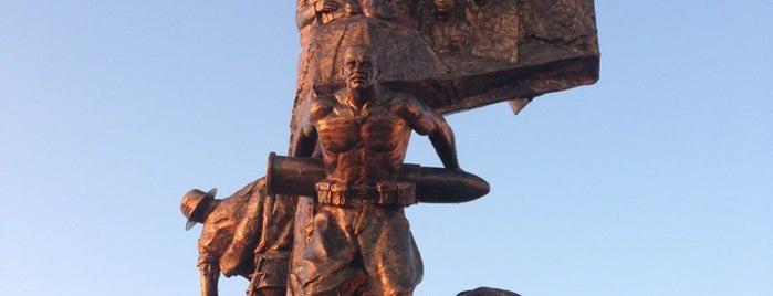 Tarihe Saygı Parkı is one of Orte, die Bego gefallen.