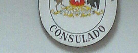 Consulado General de Chile en Barcelona is one of Home.