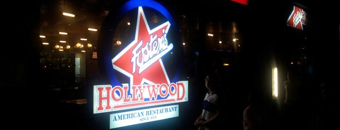 Foster's Hollywood is one of Gran Canaria.