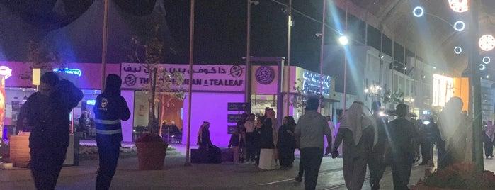 Emmy Squared Pizza is one of Riyadh Season 2019.