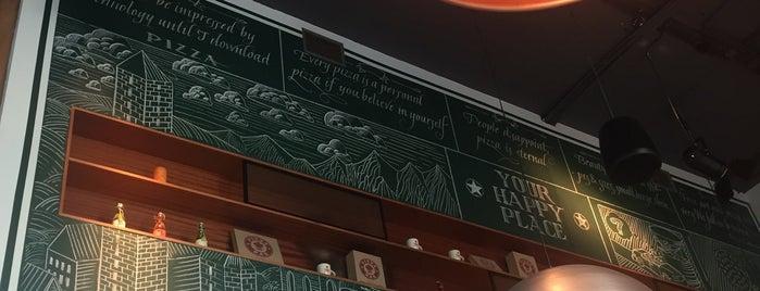 Pizza Bar is one of Queen'in Kaydettiği Mekanlar.
