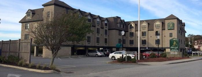 Atlantic Beach Hotel & Suites is one of Lancelot : понравившиеся места.