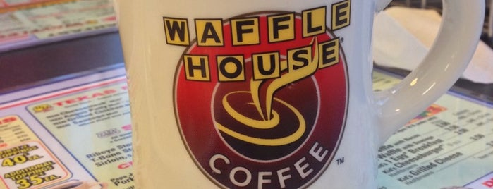 Waffle House is one of Posti che sono piaciuti a Rell.