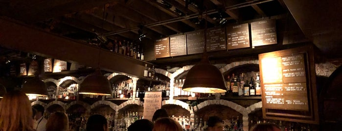 Peppi's Cellar is one of Restos.