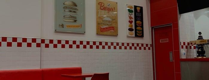 Twelve Burger is one of New update ❤️.