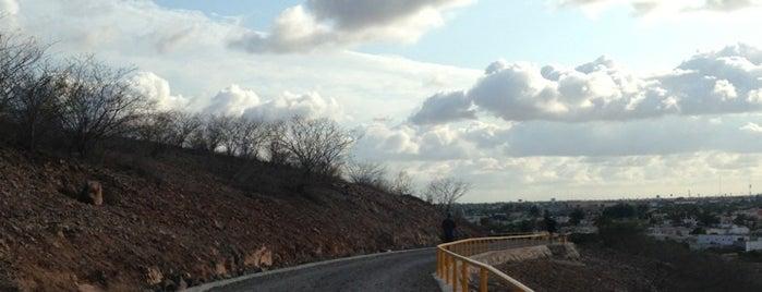 Ciclopista Cerro de La Memoria is one of Lieux qui ont plu à Topo Leon.