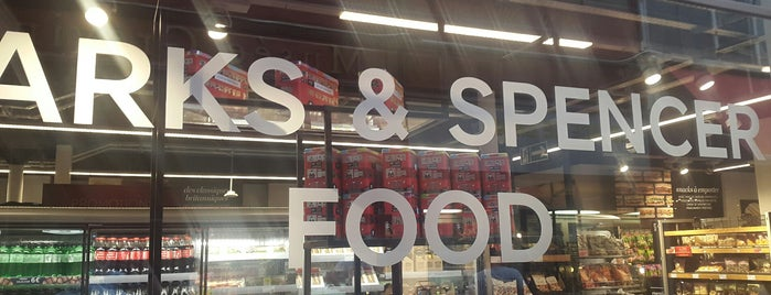 Marks & Spencer Food is one of Dej Spaces.