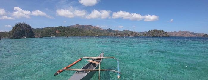Siete Pecados Marine Park is one of Philippines.