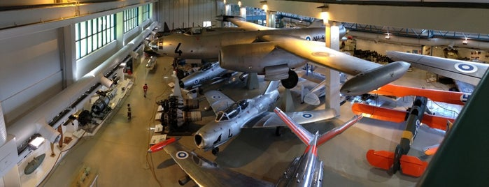 Finnish Air Force Museum is one of My Saved Venues in Finland.